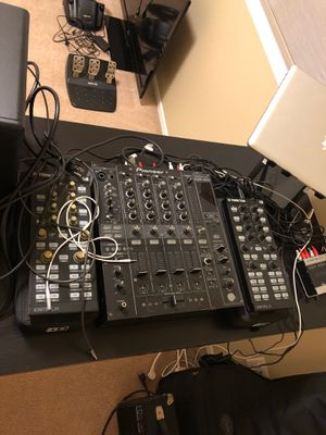 Pioneer DJ equipment set for Sale in Placentia, CA