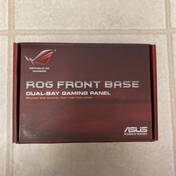 ASUS ROG From Base Dual-Bay Gaming Panel for Sale in Castro Valley,  CA