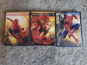 Spiderman DVD'S for Sale in Sanger, CA