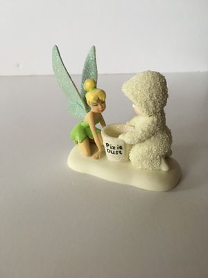 "Disney's Tinkerbell figurine is in department 56 Snowbabies 2011 ""A little pixie Dust"" for Sale in Los Angeles, CA"