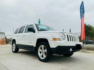 2016 Jeep Patriot con Pago Inicial Desde $2000 for Sale in Houston, TX