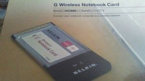 Wireless notebook card for Sale in Cleveland, OH
