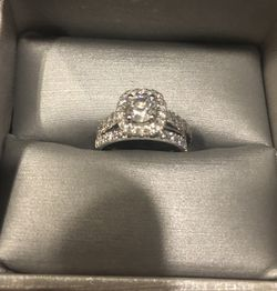 Wedding Ring 1-3/4 CT TW white gold for Sale in Miami,  FL