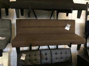 Brown Futon for Sale in Dallas, TX