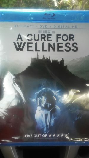 A cure for wellness for Sale in Dallas, TX