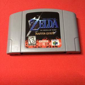 Zelda Master Quest for Sale in San Jose, CA