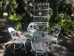 Vintage patio set for Sale in Clearwater, FL