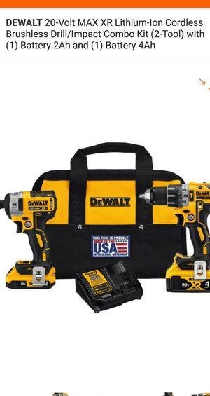 Drill de impacto y hammer drill set for Sale in Falls Church, VA
