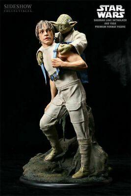 Sideshow Premium Format Star Wars Luke and Yoda Premium Format for Sale in Whittier, CA