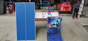 Air hockey- multi game table for Sale in San Jose, CA