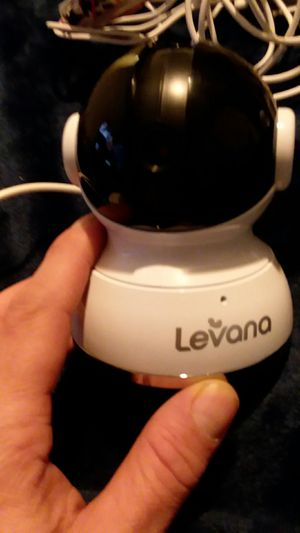 Levana camera with wireless color monitor for Sale in Akron, OH