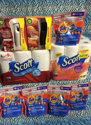 Scott tide pods air wick for Sale in Lodi, CA
