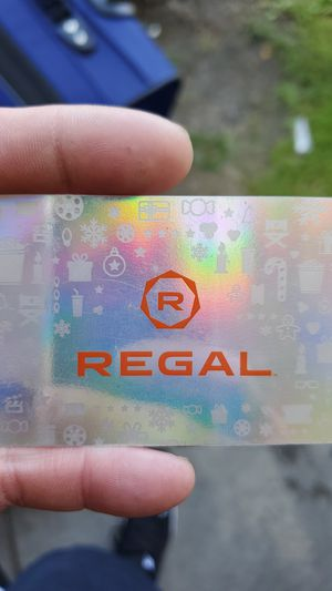 Regal movie pass 30.00 for Sale in Long Beach, CA
