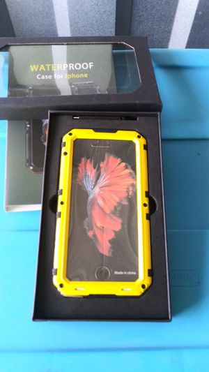 Waterproof case for IPhone 6 - 6S for Sale in Nashville, TN