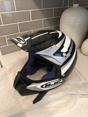HJC Dirt Bike Helmet for Sale in Anaheim, CA