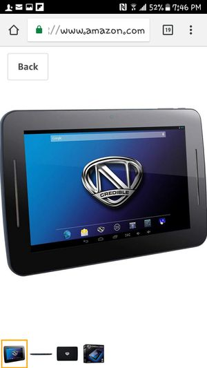 """Nick Cannon's Ncredible 8"""" Tablet for Sale in Kingsport, TN"""