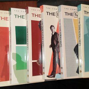 The Mentalist Complete TV Series DVD Seasons 1 thru 7 for Sale in Renton, WA