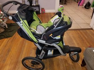 Chicco TRE Performance Jogging Stroller SET for Sale in Chino, CA