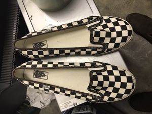 Vans slip ins- size 8 for Sale in Moreno Valley, CA