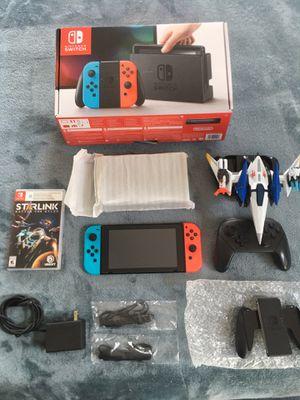 Nintendo switch + controller + game + accessory for Sale in Tamarac, FL