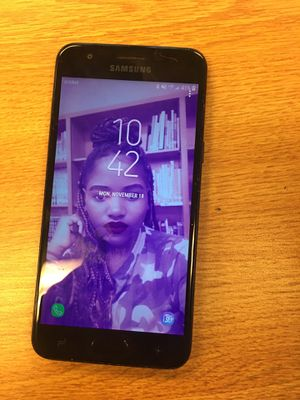 Samsung galaxy amp prime 3 for Sale in Austin, TX