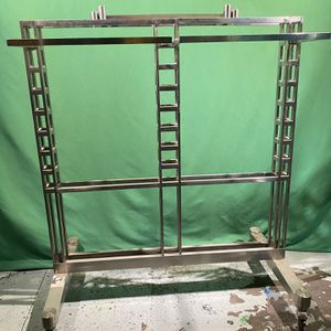 Clothing Rack - Stainless Steel for Sale in Los Angeles, CA