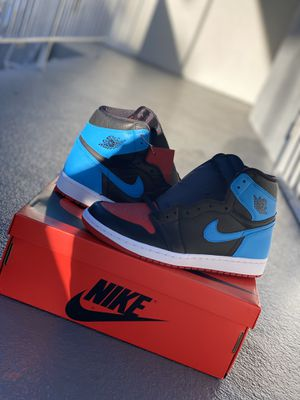 Jordan UNC to Chi size 7.5 W ,7W for Sale in Beverly Hills, CA