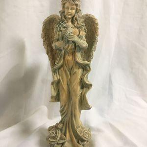 ANGEL STATUE FIGURE - FIGURINE for Sale in Houston, TX