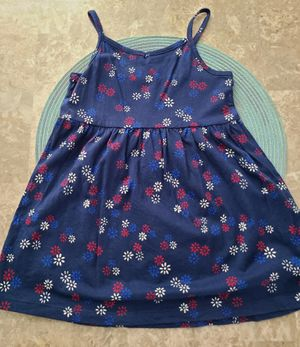 Girls Navy Flower dress for Sale in Los Angeles, CA