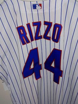 Anthony Rizzo Chicago Cubs Majestic Men's Coolbase Jersey 2XL for Sale in Chicago,  IL