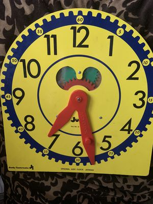 Judy Clock for Sale in Springfield, VA