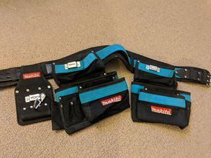 Original Makita heavy-duty toolbelt new for Sale in Columbia, MD