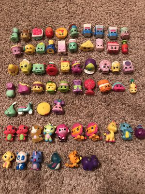 Shopkins & Hatchimals- 60 items for Sale in Las Vegas, NV