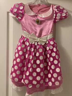 Mini mouse costume size medium. $3 for Sale in Kingsburg, CA
