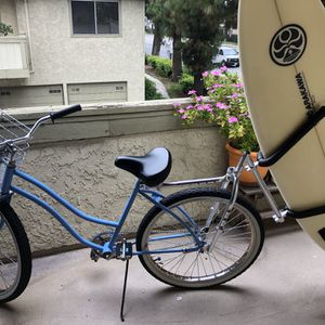 Bicycle Surf Board Rack New Never Used for Sale in Chino, CA