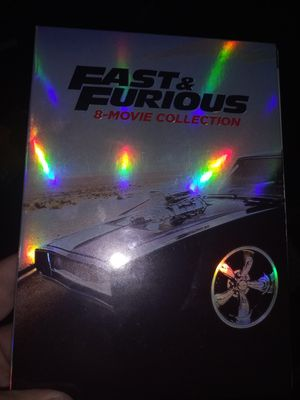 Fast amd furious collection for Sale in Murfreesboro, TN