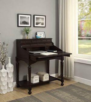 Warm Brown Secretary Desk #9800772-LK for Sale in Addison, TX