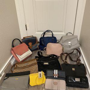 Bag Purse Wallet Lot Bundle for Sale in Battle Ground, WA