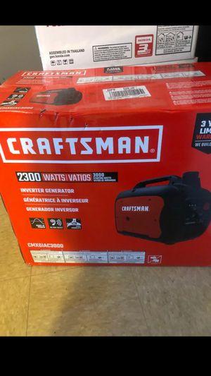 Craftsman Generator for Sale in Brooklyn Park, MD
