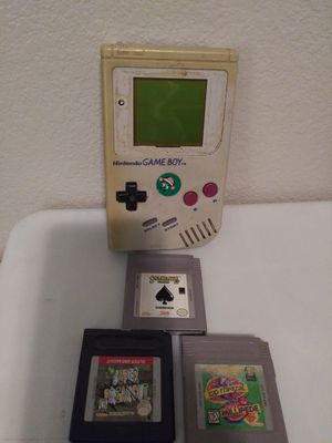 Nintendo Gameboy for Sale in Modesto, CA