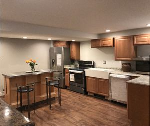 Brand new kitchen cabinets in original boxes for Sale in Denver, CO