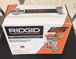 Cordless Router for Sale in Escondido, CA