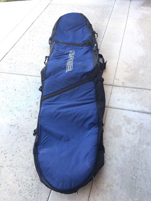 DAKINE multi surfboard wheeled Travel Bag 8 ft.