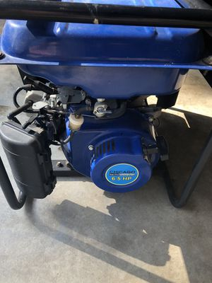 Chicago Electric Generator for Sale in Choctaw, OK