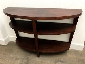Crate and Barrel Console Table for Sale in San Ramon, CA
