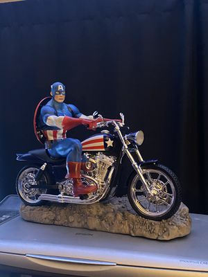 Captain America figure for Sale in Wood Dale, IL