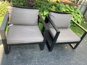Indoor and outdoor chairs for Sale in Buffalo, NY