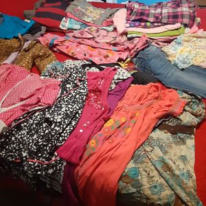 Girls Clothing And Toy Bundle! for Sale in Fresno, CA