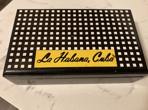 La Habana Cuba Cigar Box for Sale in Stamford, CT