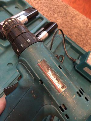 Makita drill set for Sale in Orlando, FL
